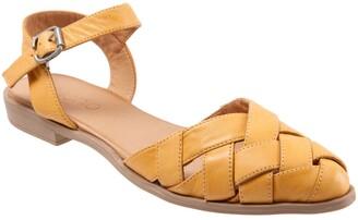 Bueno Bliss Slingback d'Orsay Flat Sandal