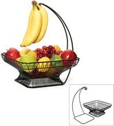 Mikasa Countryside Fruit Basket with Banana Hook