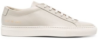 Common Projects Leather Lace-Up Sneakers