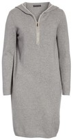 Fabiana Filippi Women's Wool, Silk & Cashmere Hooded Dress