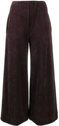 Harris Wharf London corduroy cropped trousers