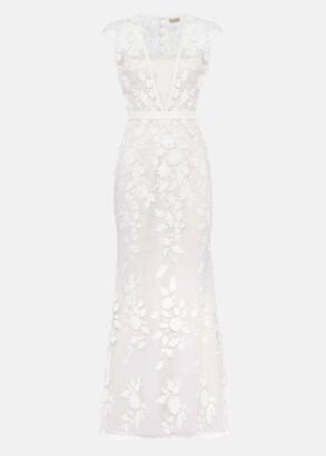 Phase Eight Peony 3d Lace Wedding Dress