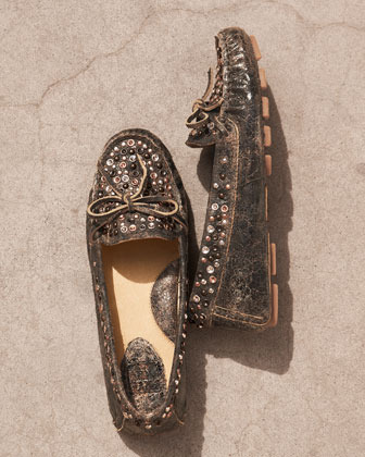 Frye Reagan Studded Moccasin