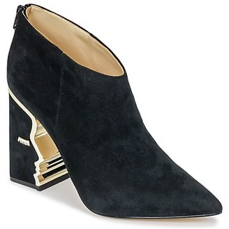 Katy Perry THE GYPSY women's Low Boots in Black