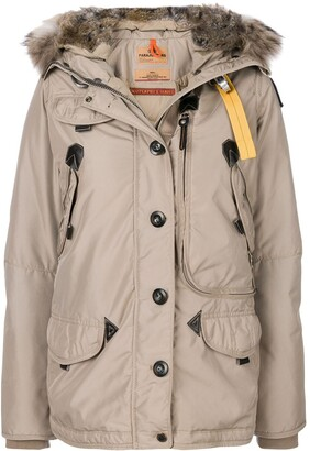 Parajumpers Cargo Pocket Padded Jacket