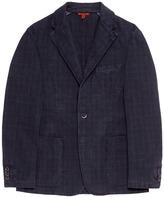 Barena 'Topa Gaggio' Glen plaid soft blazer