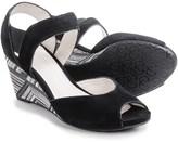 Gerry Weber Adelina 01 Wedge Sandals - Suede (For Women)