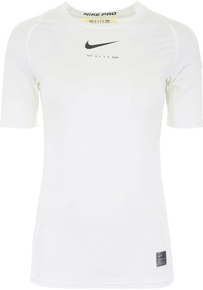 Alyx Glitter Nike Logo T-shirt