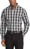 Chaps Big & Tall Classic-Fit Button-Down Shirt