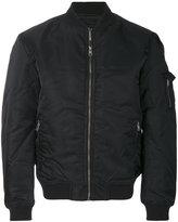 CK Calvin Klein classic bomber jacket