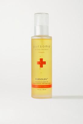 PURSOMA Pursoleil Therapeutic Body Oil, 120ml