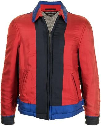 Comme Des Garçons Pre-Owned Hermes jacket