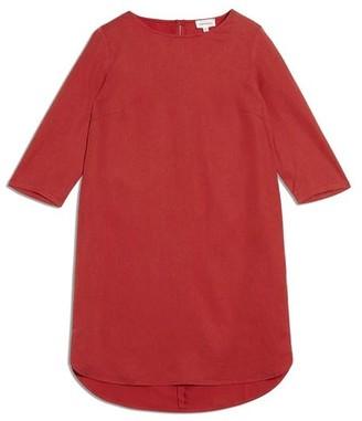 Armedangels Fiannaa Aurora Red Tencel Dress - S (10-12)