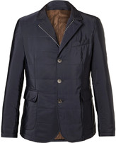 Hackett - Slim-fit Quilted Shell Jacket