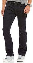 Buffalo David Bitton Evan-x Slim Straight Low-Rise Jeans