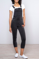 RVCA Sweetness Cropped Overalls