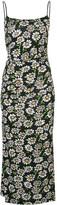 M Missoni floral print slip dress