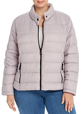Andrew Marc Plus Performance Plus Packable Quilted Jacket