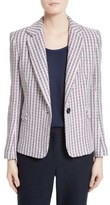 Helene Berman Women's Tweed Blazer