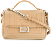 Fendi quilted shoulder bag - women - Leather - One Size