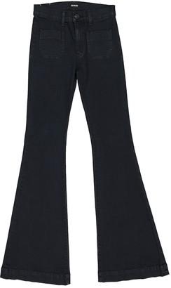 Hudson Navy Cotton - elasthane Jeans for Women