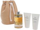 Cartier Eau de EDT Essence D'Orange Mother's Day Gift Set (N/A) - Beauty