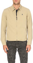 Polo Ralph Lauren Zip-up Cotton Harrington Jacket