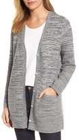 Eileen Fisher Women's Organic Cotton Blend Boyfriend Cardigan