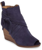 Lucky Brand Women's Udom Wedge Bootie