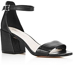 Kenneth Cole Women's Hannon Block Heel Sandals