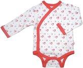 Baby Soy Organic Kimono Bodysuit (Baby) - Penquin-18-24 Months