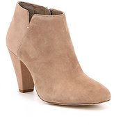GB Lady-Like Suede Booties