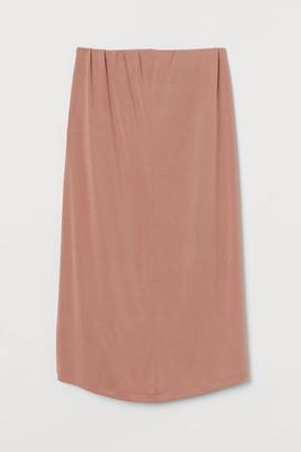 H&M MAMA Modal-blend Skirt