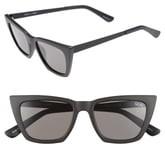 Quay Don't @ Me 48mm Cat Eye Sunglasses