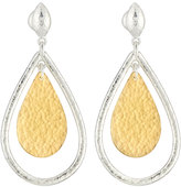 Gurhan Amulet Pear Geo Drop Earrings