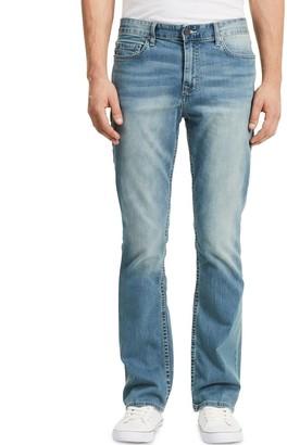 Calvin Klein Men's 32 Inch Inseam Modern Boot Cut Jean