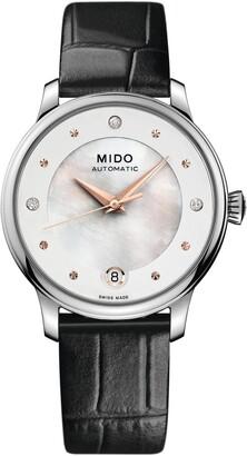 MIDO Baroncelli II Automatic Diamond Bracelet Watch