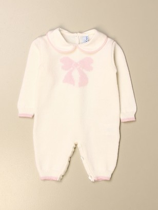 Siola Long Onesie With Bow