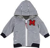 Little Marc Jacobs Baby Reversible Hooded Windbreaker
