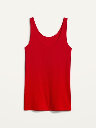 Old Navy First-Layer Slim-Fit Rib-Knit Tank Top for Women