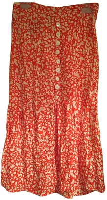 River Island \N Red Skirt for Women