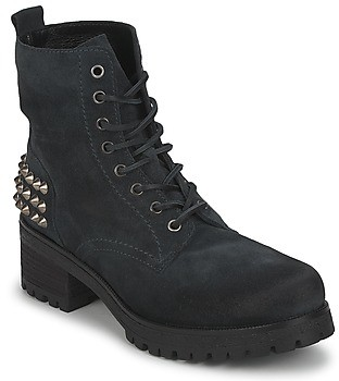 JFK SIMAIT women's Mid Boots in Black