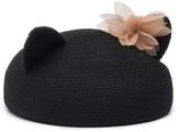 Eugenia Kim Women's Cat Beret - Black