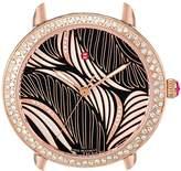 Michele Women's Swiss Quartz Stainless Steel Watch, Color:Rose Gold-Toned (Model: MW21B01B4091)