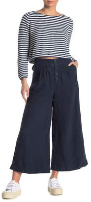 Faherty BRAND Nova High Waist Linen Pants