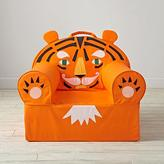 Executive Tiger Animal Nod Chair