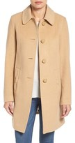 Kate Spade Wool Blend Walking Coat