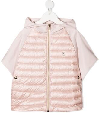 Herno Wing-Sleeve Padded Jacket