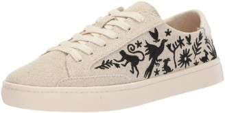 Soludos Women's Otomi Lace up Sneaker