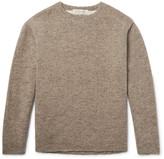 Remi Relief Mélange Wool Sweater